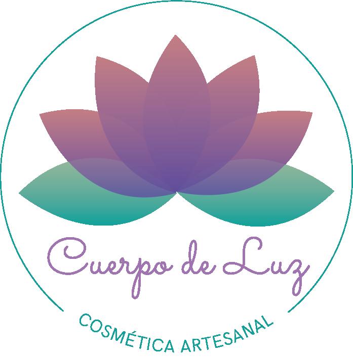 Cuerpo de luz - Logo designed for a small cosmetic company in Costa Rica
