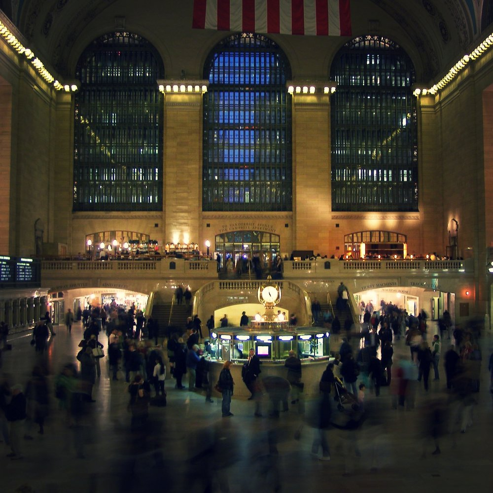 Grand Central Station - New York City, 2006 (click to embiggen)