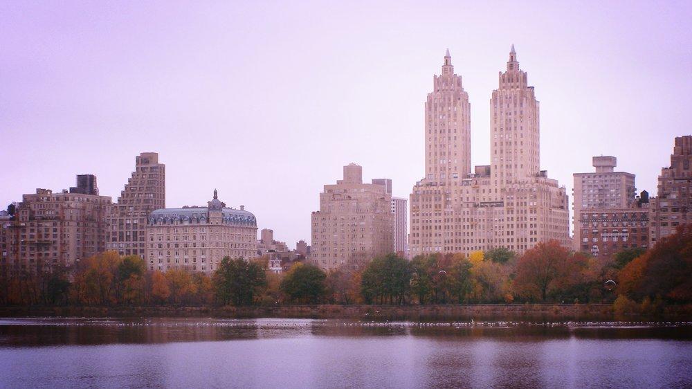 NYC Skyline - Manhattan, 2006
