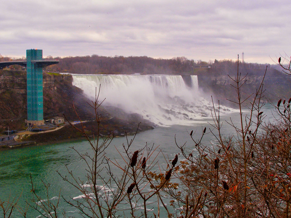 Turquoise Tower, Niagara