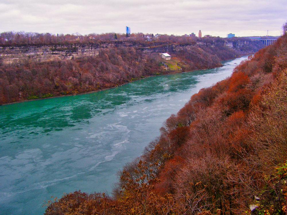 Jaded River, Niagara