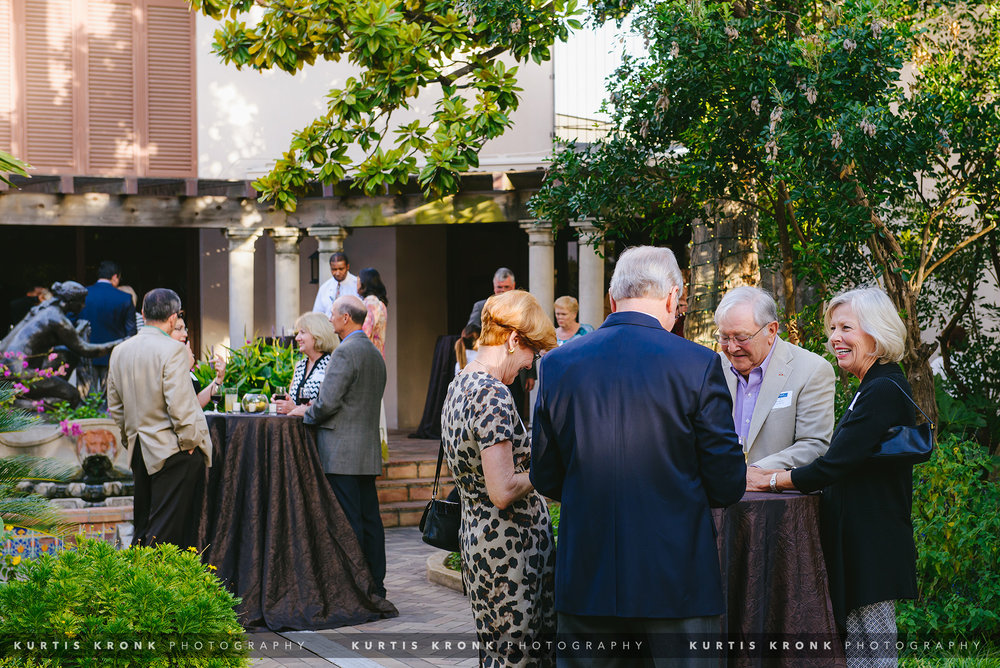 USAA Wealth Management VIPs, McNay Art Museum