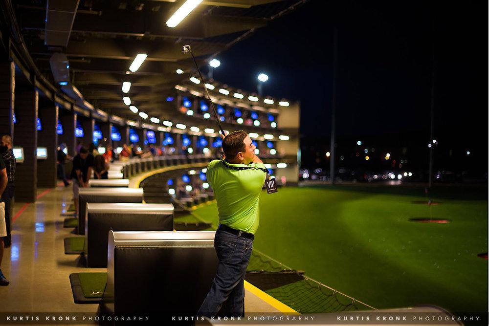 Top Golf SATX Grand Opening