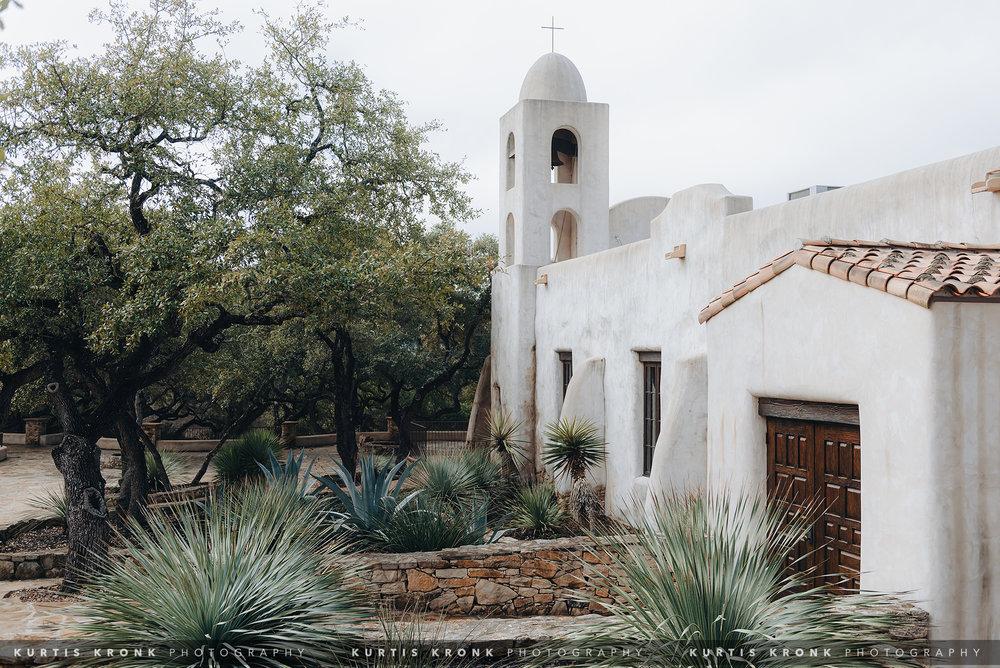 Lost Mission Wedding Spring Branch San Antonio Texas