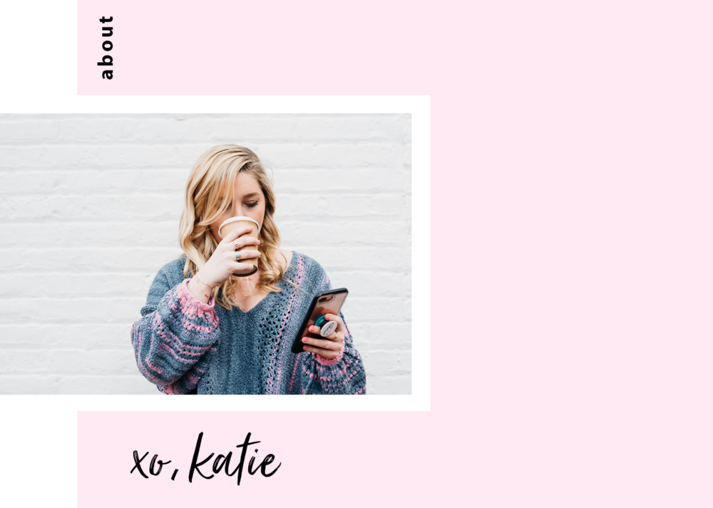 - Hi! I am Katie, the founder of Girlcrush Collective. I am a 23-year-old living in Las Vegas with my dog, Tucker, and my cat, Jade. I have been obsessed with social media since middle school (anyone else miss the good old MySpace days?). During college I started working with social media professionally for the univeristy. Then I went to graduate school at Fordham University where I got my masters degree in strategic communication. When I am not perfecting Instagram feeds or scheduling posts on Pinterest, I am probably either watching true crime shows, at SoulCycle, or searching for the best brunch and Bloody Mary's in the Vegas area!