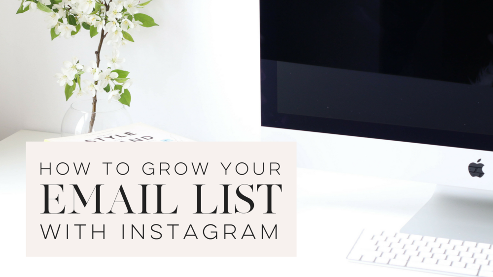 instagram email list