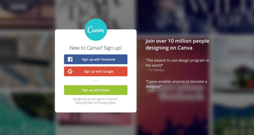 canva tutorial for pinterest