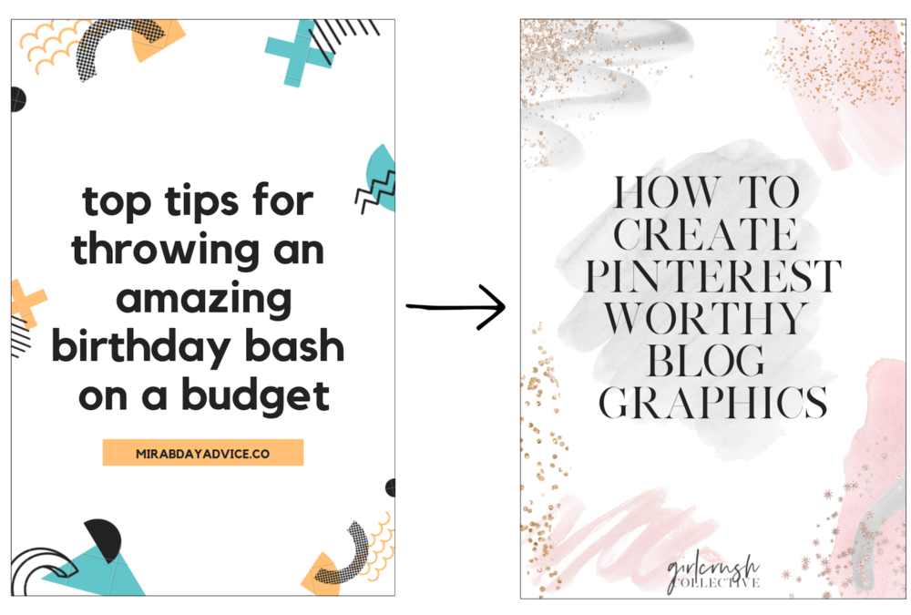 canva tutorial for pinterest blog graphics