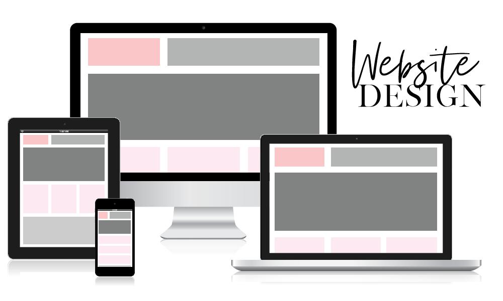 katie mander web design