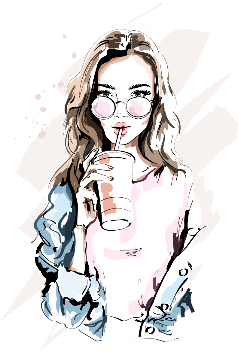 gc girl iced coffee.png