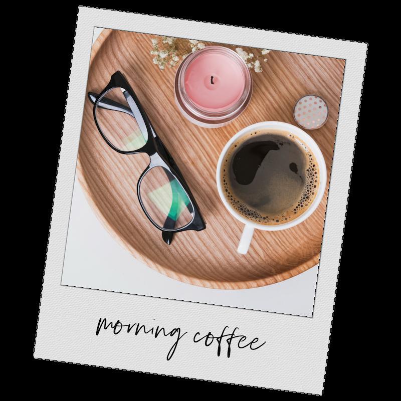 morning coffee morning routine