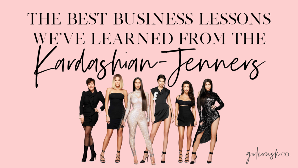 business kardashian