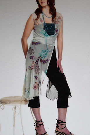 Tie Tassel Dress 2002