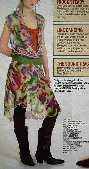 Drop-waist Dress 2003