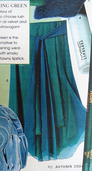 Wrap Skirt 2002