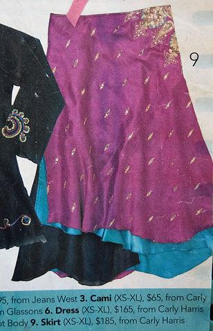 Wrap Skirt 2003