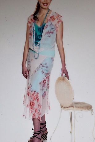 Drop Waist Dress 2002