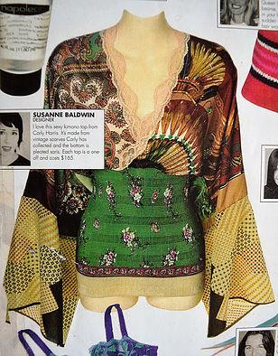 Scarf Kimono 2000