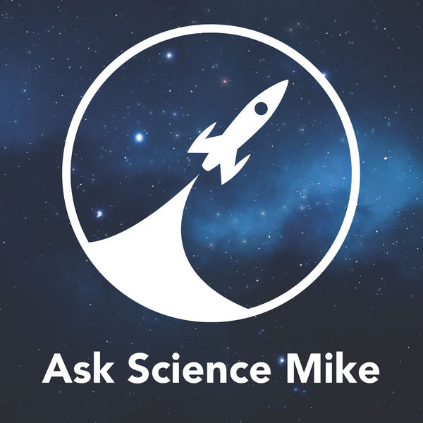 Ask Science Mike Cover Art
