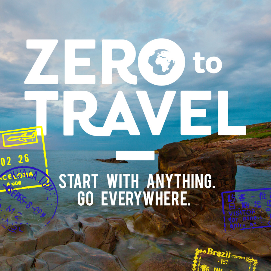 Zero to Travel Cover Art