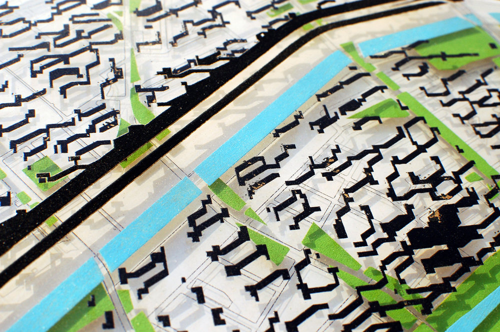 Intertwined Systems form a new Sustainable Neighborhood
