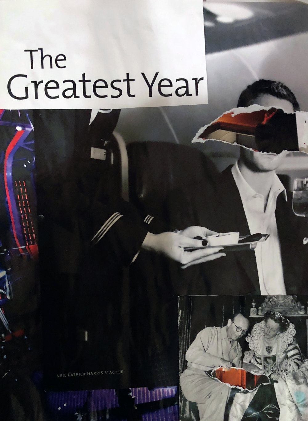 """""""The Greatest Year"""""""
