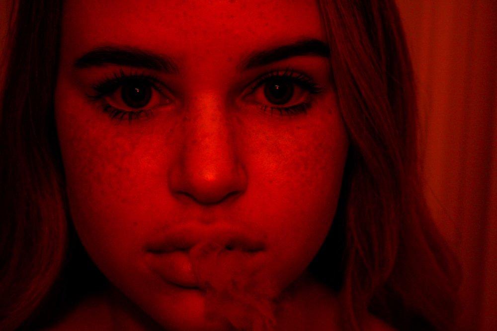 """Red"" — Dani Weintraub"