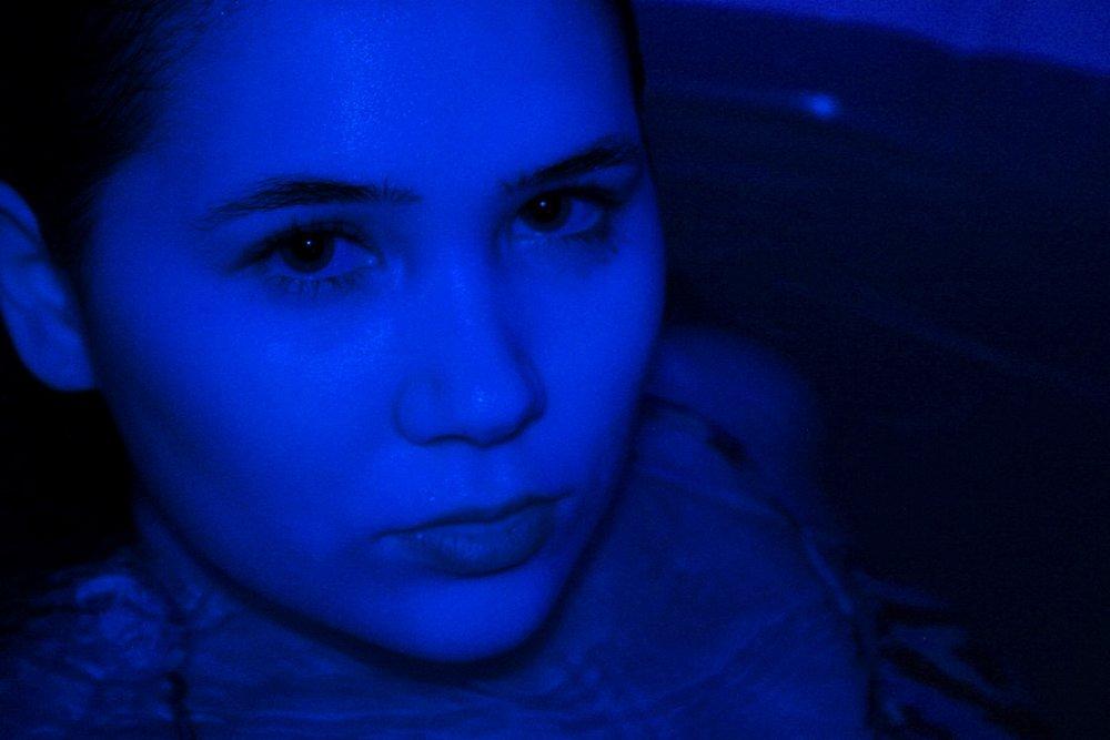 """""""Blue"""" - Dani Weintraub"""