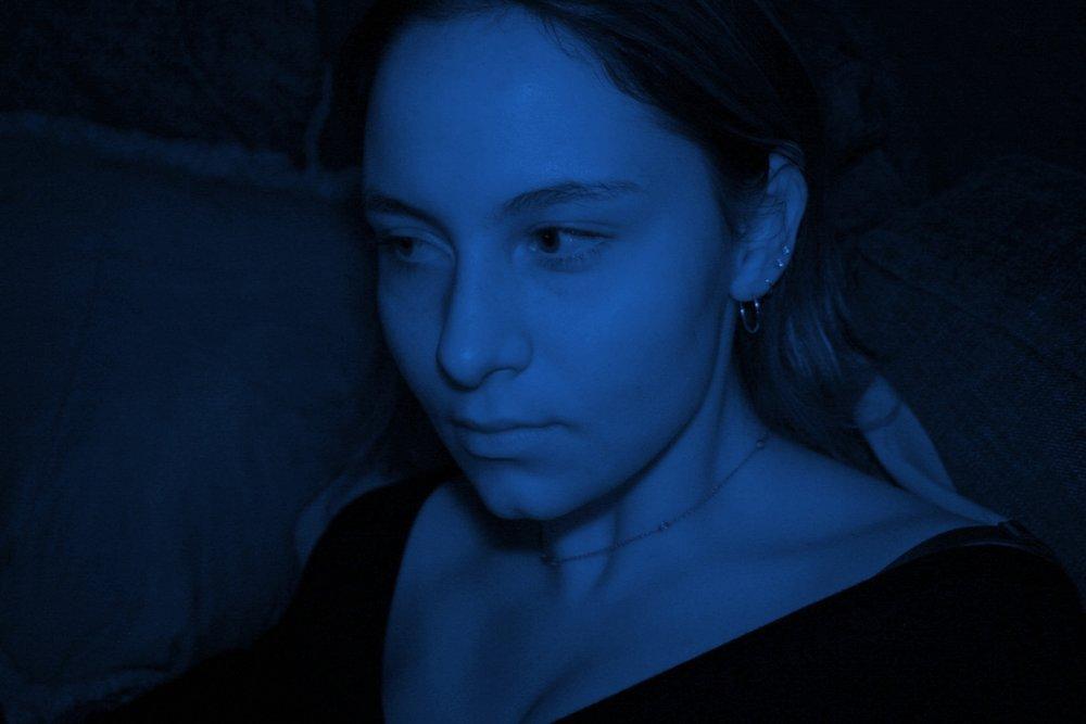 """""""Side Eye"""" - Dani Weintraub"""
