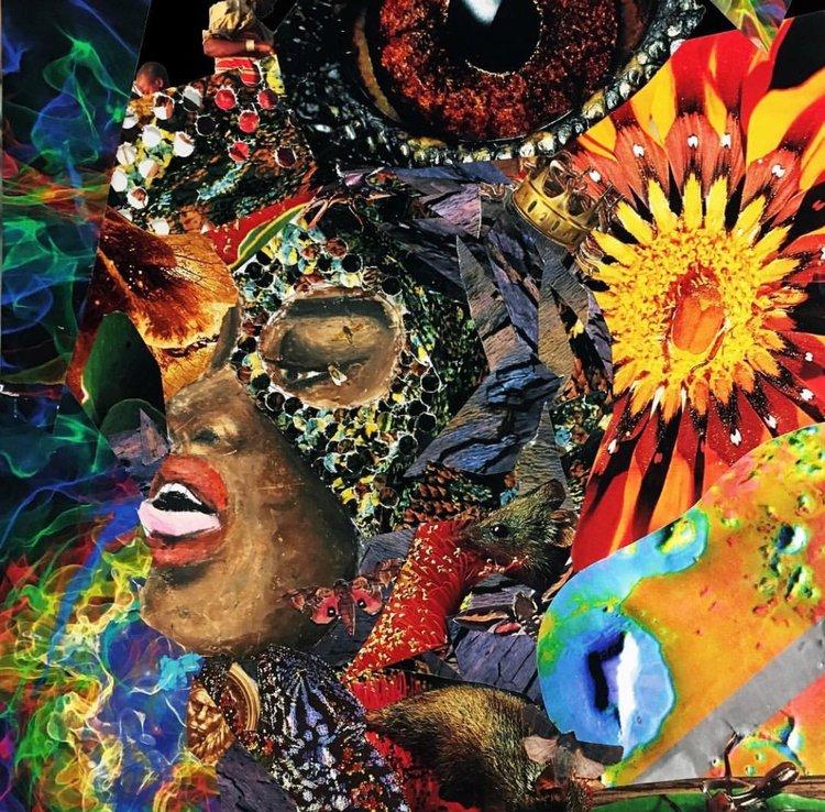 """""""Collage"""" - Dani Weintraub"""