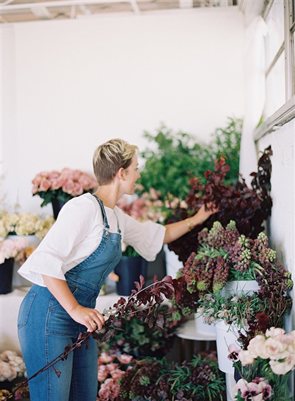 Sentient Workshop | Denver Photo Collective Floral Workshop