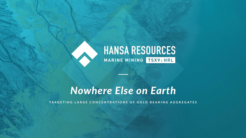 Hansa Resources Limited Investor Presentation pdf
