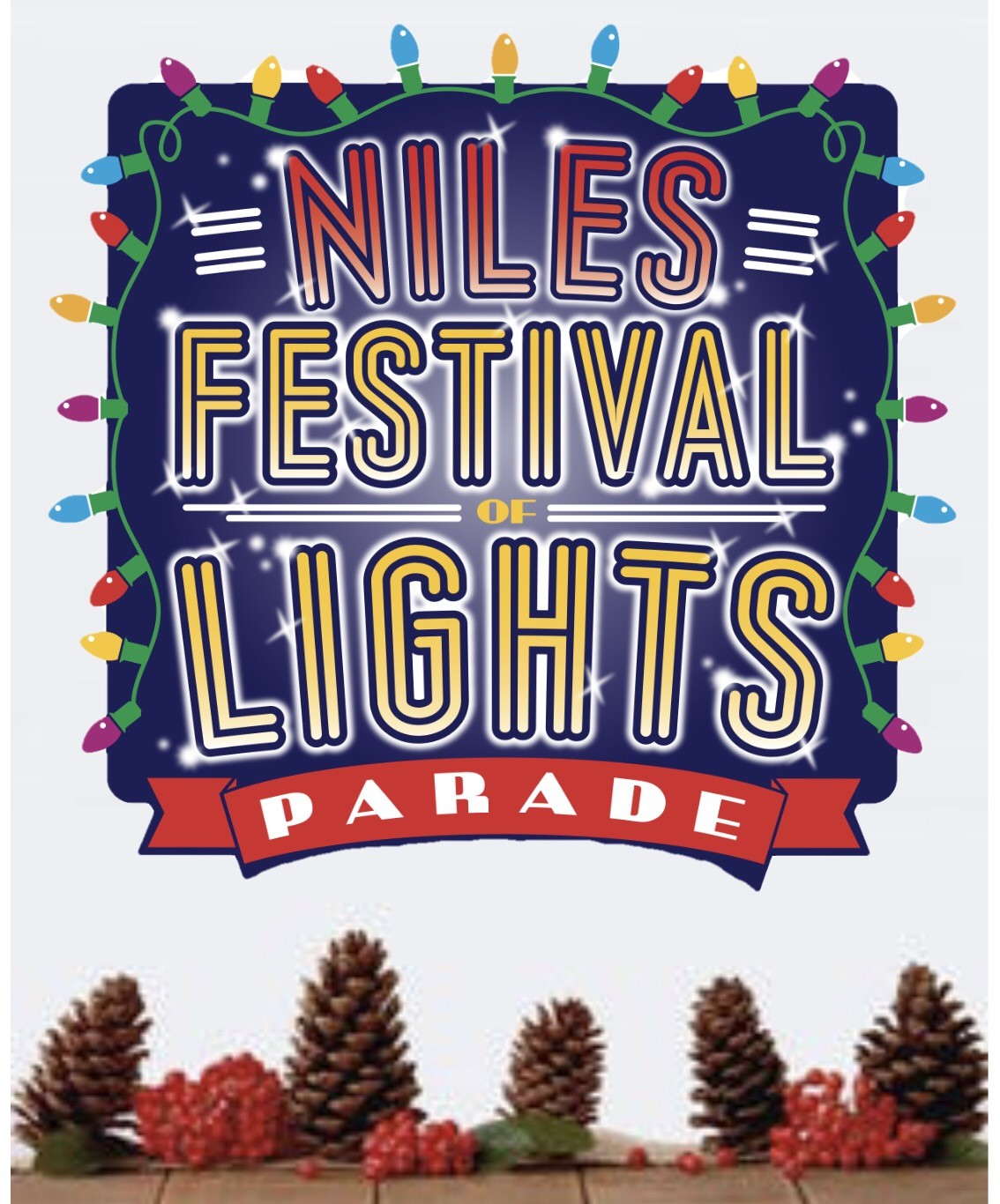 Niles Festival of Lights Parade