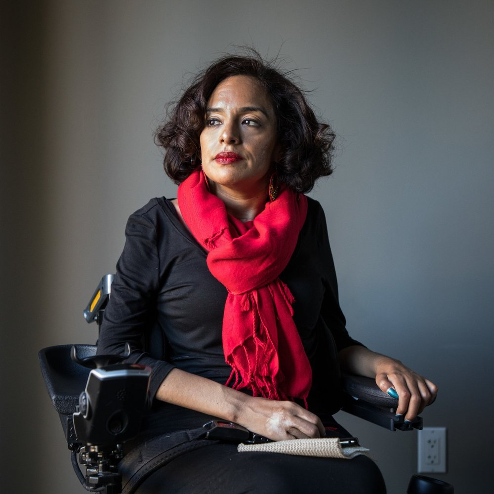 Ligia Andrade Zuniga, MA   Ligia Andrade Zuniga is a Director at Sexability and passionate Disability Advocate and Leader. She has been a change maker working in the area of sexuality and disability since 2009 advocating for the transformation of sexual freedom, reproductive rights and services for women of color and other marginalized underrepresented individuals in the area of sexuality and disability rights.