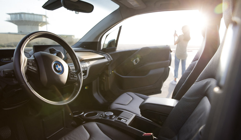 - BMW i3 X CHRISTOPHER NELSON