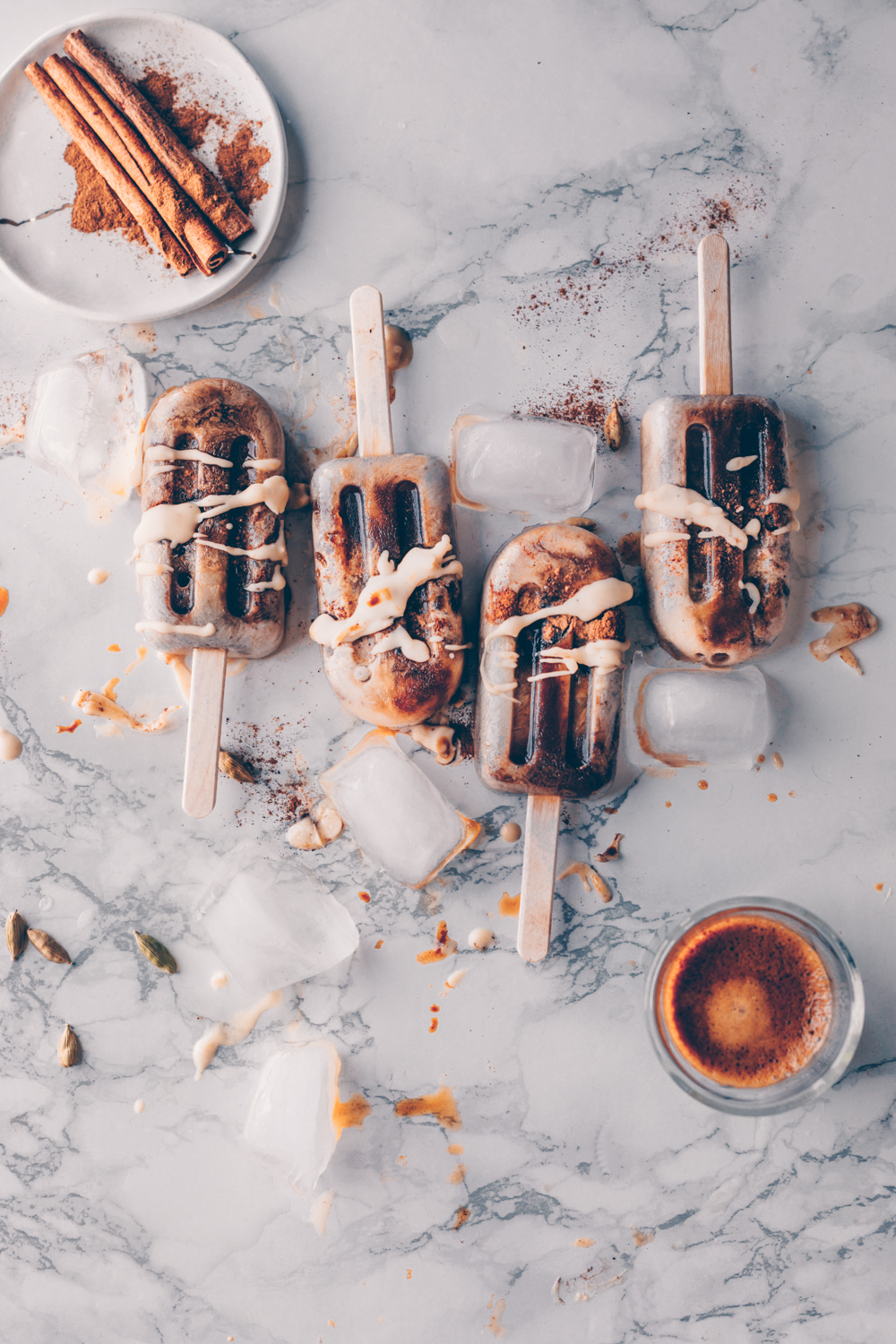 Spiced Turkish Coffee Popsicles - A Vegan Recipe by Kati of black.white.vivid.2.jpg