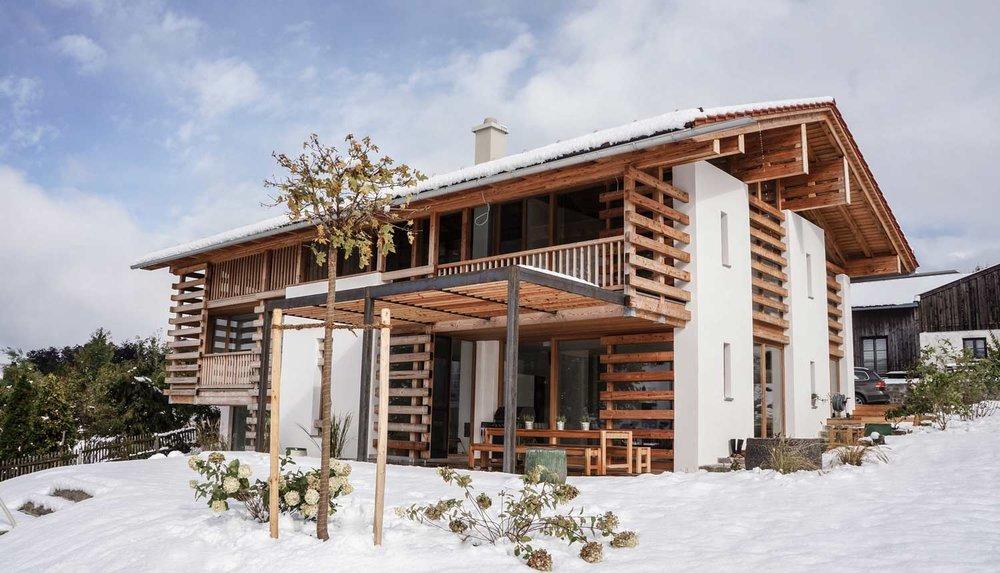 einfamilienhaus - 2014 | Waakirchen