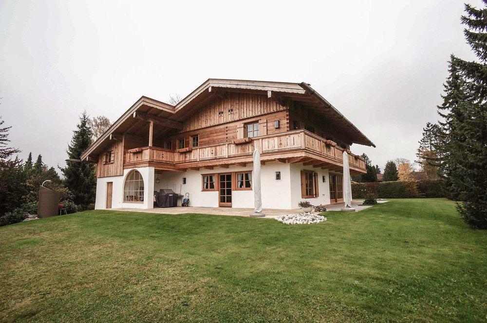 landhaus - Sanierung - 2013 | Rottach-Egern