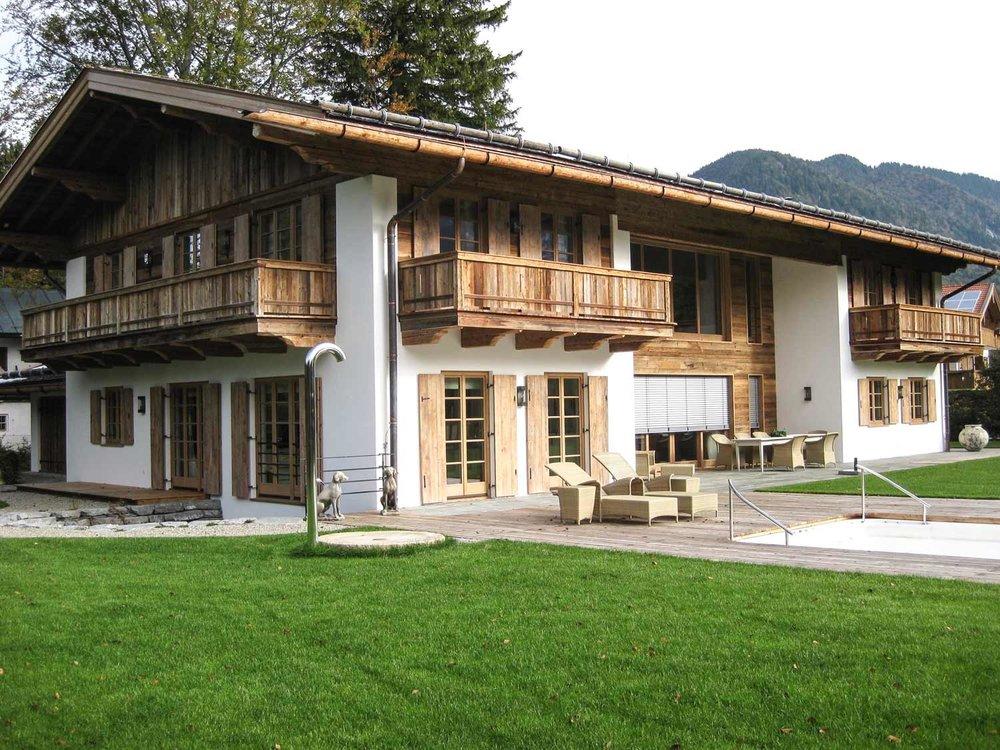 landhausVilla - neubau - 2008 | Rottach-Egern