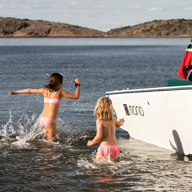 A Playful Day in the Norwegian Archipelago