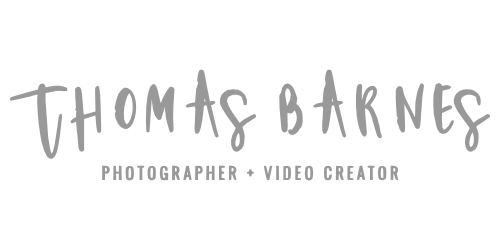 Thomas Barnes Photographer & Video Creator
