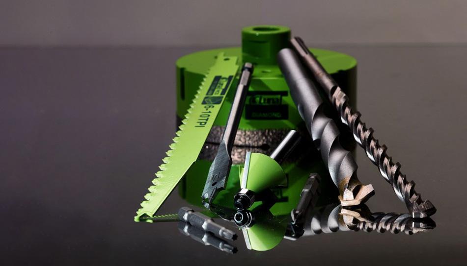 Luna - Verktøy og maskiner av høy kvalitet trengs for at de fleste bedrifter skal kunne fungere knirkefritt.
