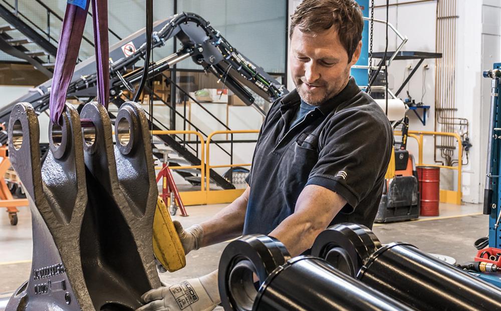 Gigant - Profesjonelt utstyr som bidrar til en mer effektiv, sikker og attraktiv arbeidsplass.