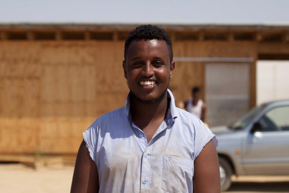 Abdihakiim - Horticultural Manager