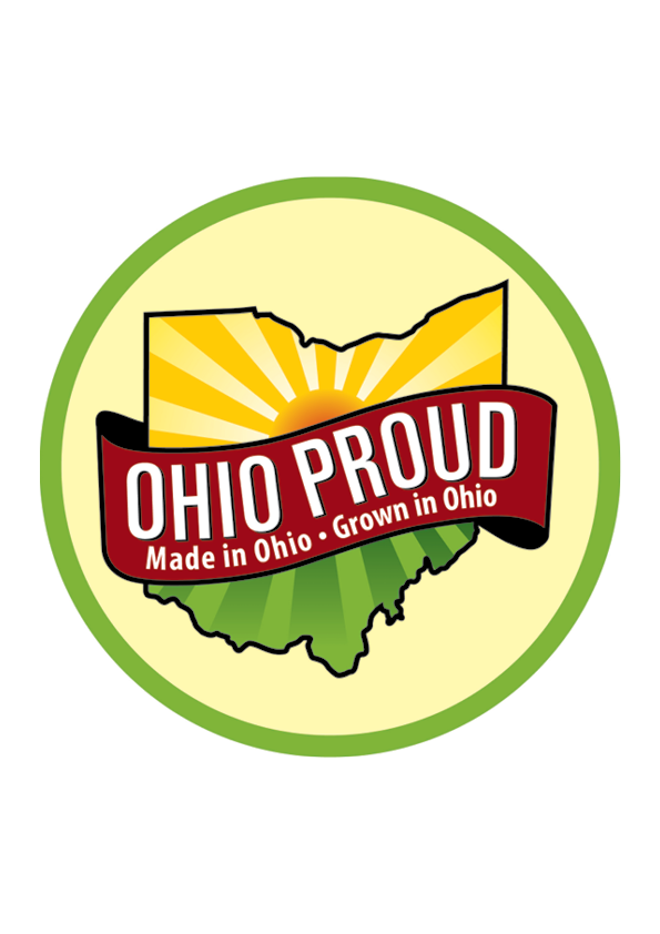 When you see the Ohio Proud logo, you know you are getting Ohio-made and grown products. From fresh meats, fruits and vegetables, to dairy products and snack foods, you can find Ohio Proud products in your favorite grocery store and at your local Farm Market. Ohio Proud is a quick and reliable way for you to identify Ohio-made and grown goods. -