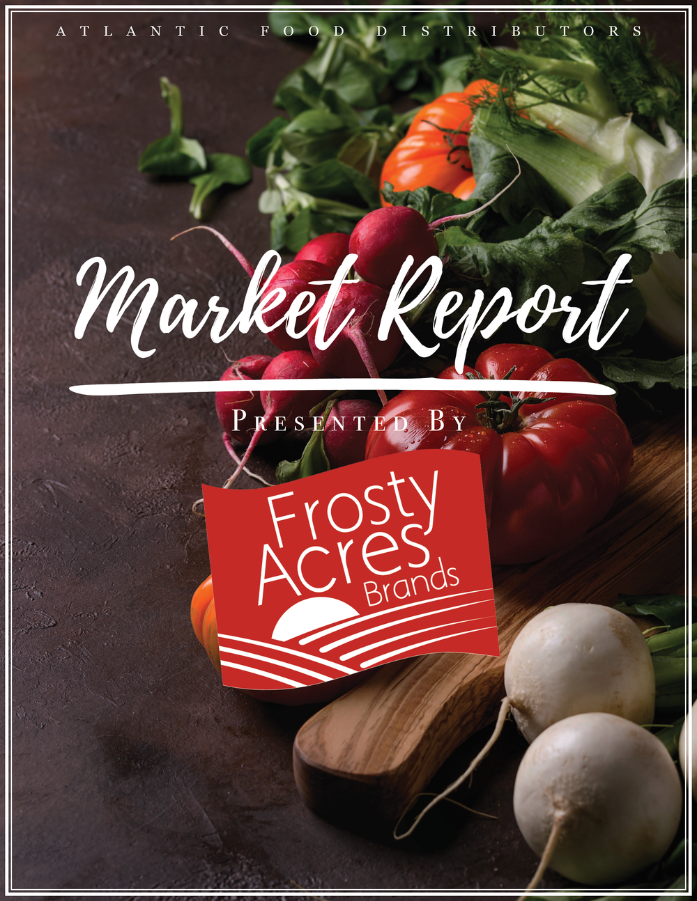 Our weekly Market Report offers our customers an inside look at current market trends that includes pricing, supply, demand, and quality of purchasing products. -
