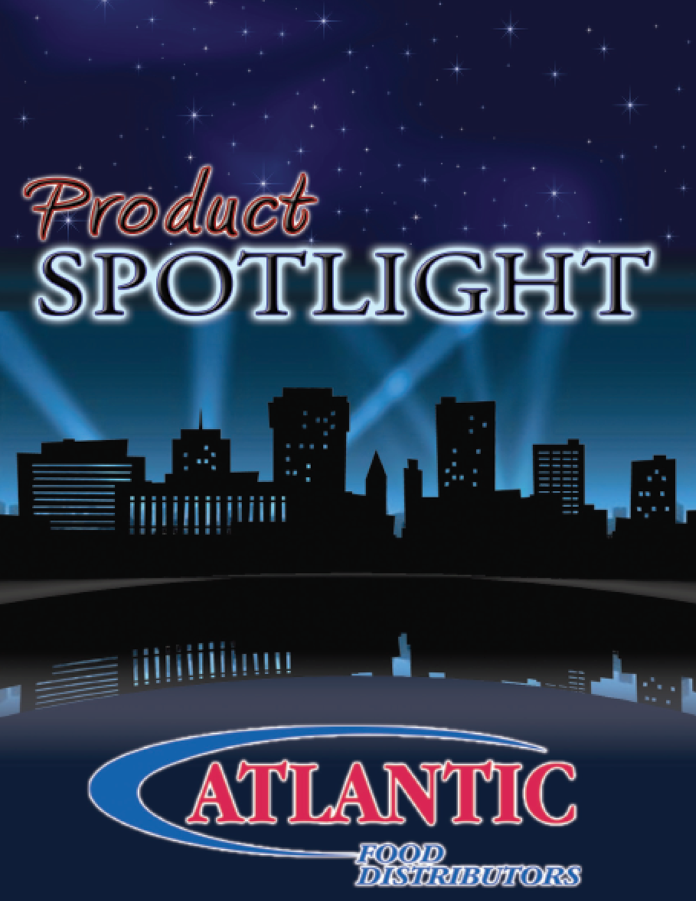 Find all of this month's featured items advertised in our Product Spotlight Flyer. -