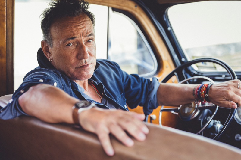 NEW YORK TIMES | BRUCE SPRINGSTEEN