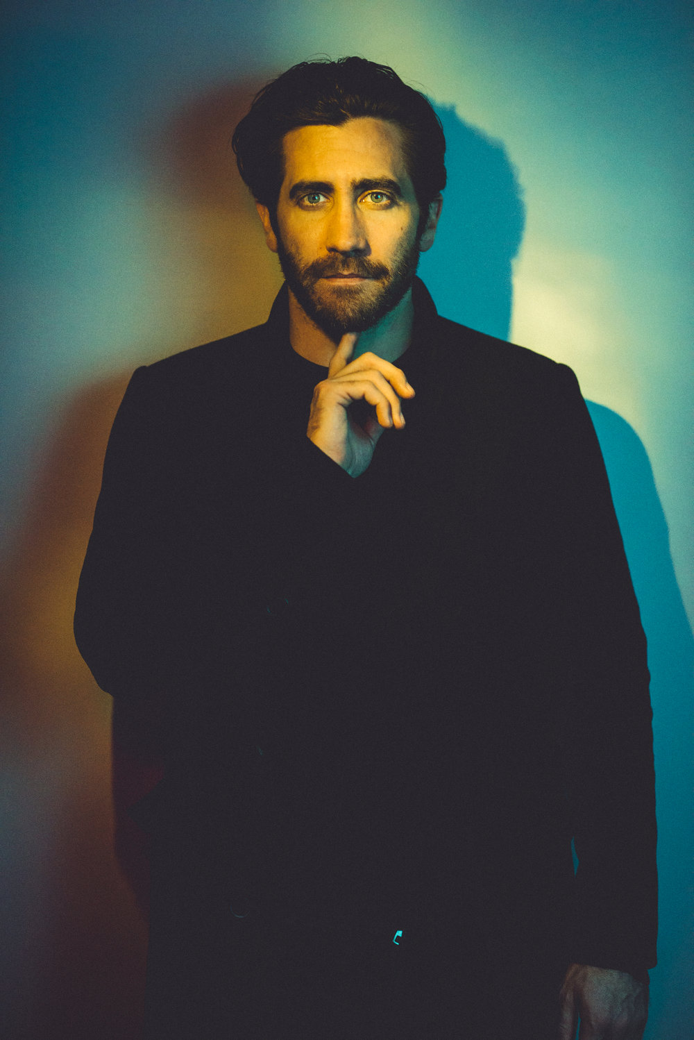 Jake Gyllenhaal for New York Times