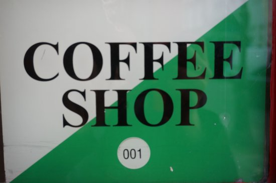 The first coffeeshop license issued to Rusland